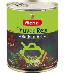 Djuvec Reis Balkan Art von MENZI, 800g