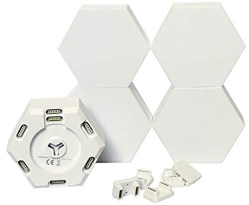 Cololight LED Modul System - 16 Mio Farben und Effekte, Wifi Smart Home Steuerung für Android und Apple (5x Extension)