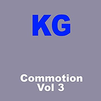 Commotion Vol, 3