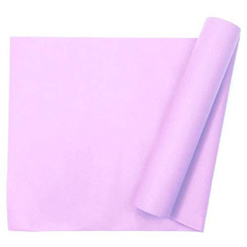 SPSS Tischläufer, einfarbig, Violett