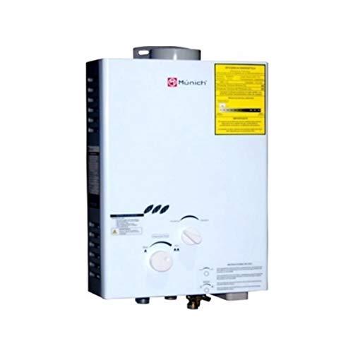 Munich Calentador Agua Instantaneo Bolier 06 LT Muncp-6L