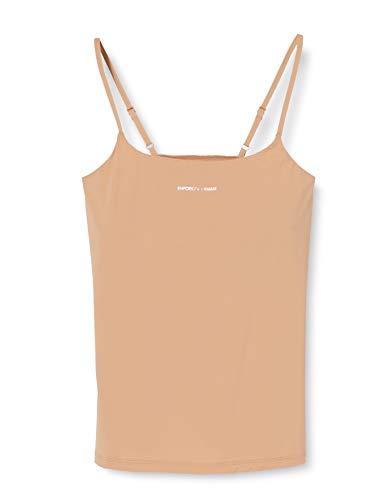 Emporio Armani Underwear Damen Tank/Camis T-Shirt, Nero, S