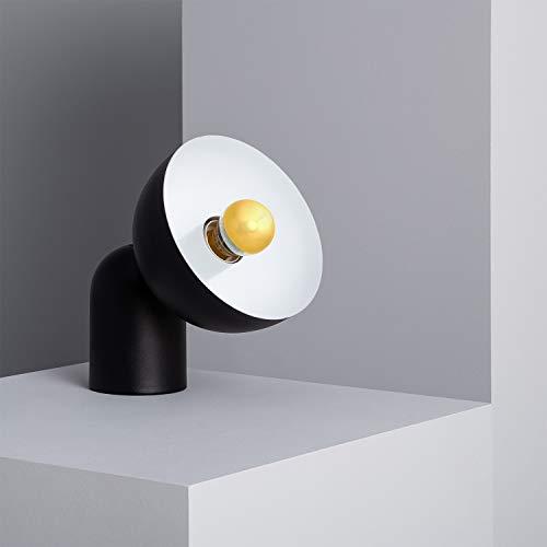 LEDKIA LIGHTING Lampada da Tavolo Tial Nero