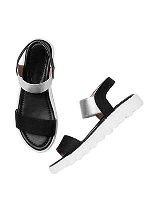 Fashion Box Women Flat Sandal for Casual