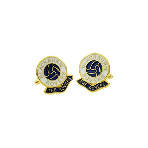 Blackburn Rovers 'The Rovers' Football Club Cufflinks