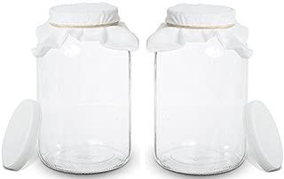 1 gallon kombucha jar