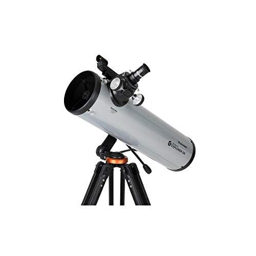 Telescopio celestron reflector.