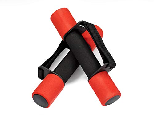 TITANUS Fitness Hanteln, 2 Stück je 500g