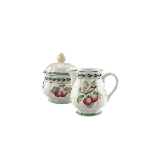 Villeroy & Boch French Garden latte & zuccheriera e lattiera Set 2 pezzi