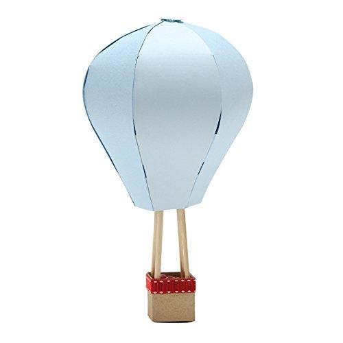 Spellbinders Shapeabilities Hot Air Balloon Etched/Wafer Thin Dies