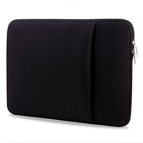 "Docooler B2015 bolsa de laptop bolsa de zíper macia 11""/ 12"" / 13""/ 14"" / 15""/15.6"" / 17""caso de sacola de bolsa de MacBook Air Pro Ultrabook Notebook Tablet"