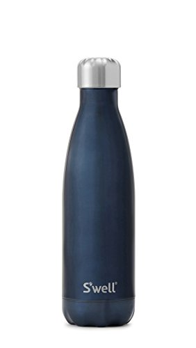 S'well Vacuum Insulated Stainless Steel Water Bottle, 17 oz,...