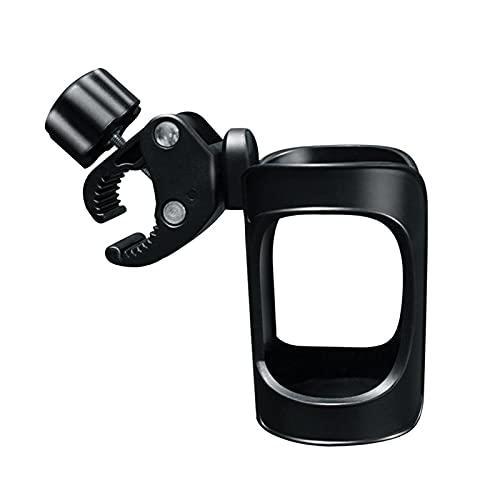 Beesuya Il più Nuovo Supporto della Tazza Universale, Supporto della Tazza del Passeggino di Rotazione a 360 Gradi, Gabbia di Bottiglia a sgancio rapido per Il Passeggino, Bici, ombrelli Noble
