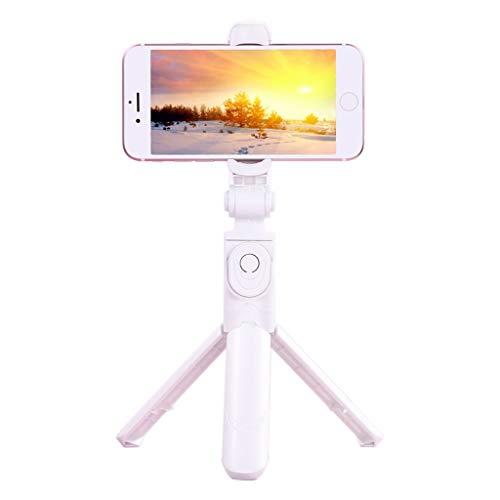 Xxw lamp Roestvrijstaal selfie stick mobiele telefoon universele Bluetooth afstandsbediening statief beugel vullen licht artefact