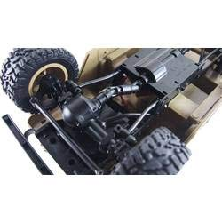 Amewi 22385 U.S. Militär Geländewagen 1:14 4WD RTR, Desert Sand, Sandfarben
