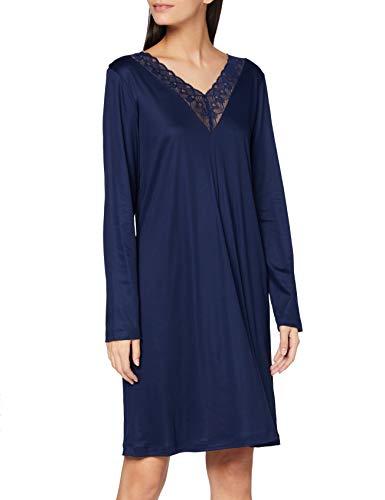 CALIDA Damen Secret Dreams Nachthemd, Twilight Blue, XS