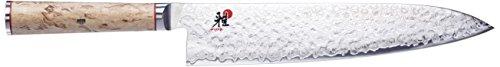 MIYABI 5000mcd Desde 34.373 hasta 241 - Gyuto, Cuchillo Tradicional Japonesa, Longitud 24 cm