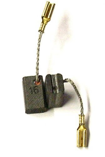 Escobillas de carbón Bosch GWS 7-100 ET, GWS 7-125 ET, GWS 7-115 ET