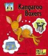Kangaroo Boxers (Fact & Fiction Animal Tales)