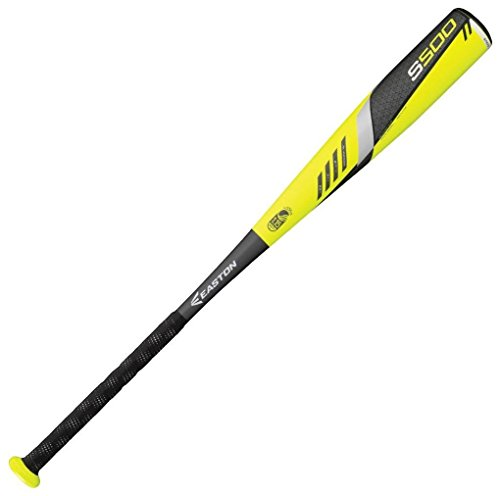 Easton Senior/Youth SL16S5009 S500 League Big Barrel Baseball Bat, 30'/21 oz