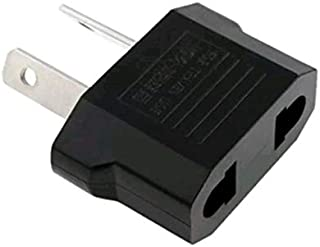 Hasmx USA EU Asia to AU AUS AUST Australian Power Plugs Travel Adapter,Adapter Plugs Allow Travel Appliances to Fit Into F...