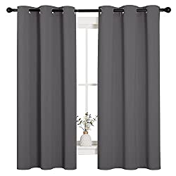 smart gray thermal curtain on Amazon.