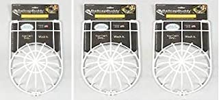 Ballcap Buddy Cap Washer the Original Patented Hat Washer Ball Cap Cleaner Hat Rack-endorsed by SHARK TANK - Made in USA (3-PACK)