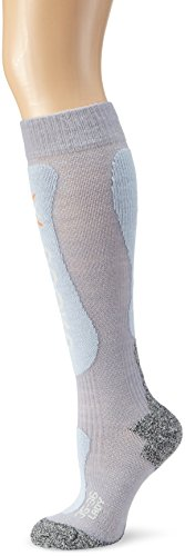 X-SOCKS Ski Comfort Supersoft Lady Skisocke / X20274-XI6 Farbe: Pearl Grey/Ice Blue
