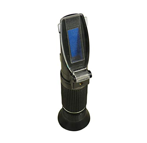 Sper Scientific 300001 Sugar Refractometer, Brix, 0-32% Range, 171mm L x 38mm D