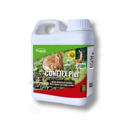 Repelente líquido ciervos, corzos y cabras (3000 m2) | Reductor de...
