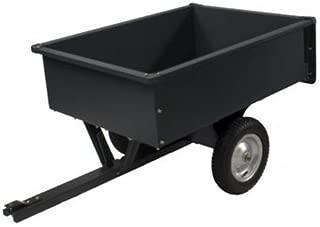 Precision Products LDT1002KD 10 Cubic Foot Steel Trailing Dump Cart