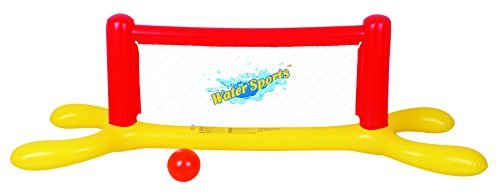 Balance Living Water Sports Inflatable Pool Volleyball Set....