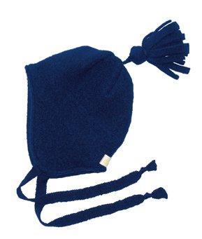 Disana Walk-Mütze 100% bio-Schurwolle/ Futter 100% bio-Baumwolle pflaume (02 (46 - 50 cm), pflaume) - 3