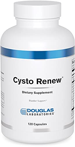Douglas Laboratories Cysto Renew   Supplement to Support a Calm and Healthy Functioning Bladder*   120 Capsules
