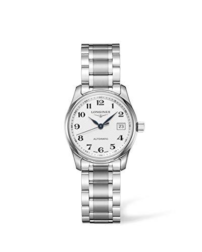Longines orologio Donna Master Collection 29mm automatico Acciaio L2.257.4.78.6