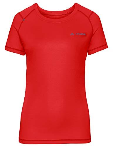 VAUDE 409552080380 Hallett II T-Shirt pour Femme Magenta Taille 38