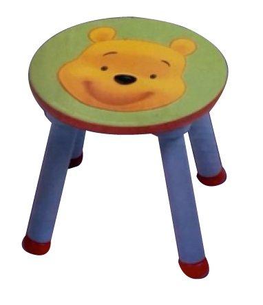 Disney winnie pooh blanc enfants tabouret jusqu/'à 100 kg se produit enfants tabouret Disney