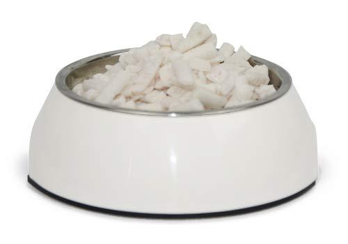 Frostfutter Nordloh > Schaffett < 20 x 500 g, Barf Hundefutter gefroren, Frostfleisch-Paket, Gefrierfutter-Set für Hunde, Barf Frischfleisch