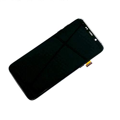 WYFDC Táctil LCD de Repuesto Fit For Asamblea del Sensor Bluboo S8 Plus / S8 LCD del teléfono móvil de la Pantalla táctil con el capítulo 100% Probado Parte de Pantalla Funcionan S8Plus