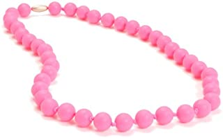 silicone teething necklace safety