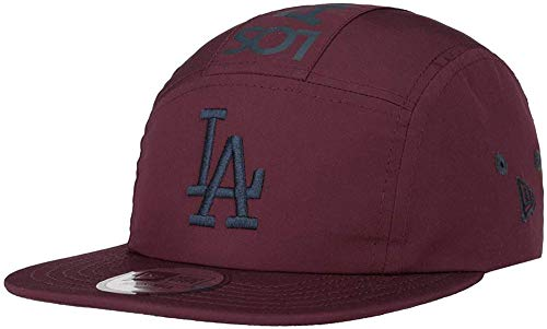New Era MLB Los Angeles Dodgers Camper Cap weinrot, OS