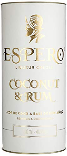 Espero Creole Coconut & Rum Flavoured - 4
