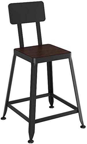 Counter Height Bar Stools Metal Nordic Style Barstool Creative Iron Art Kitchen Dining Chair Golden Bar Chair High Stool for Home and Business Pink Cushion