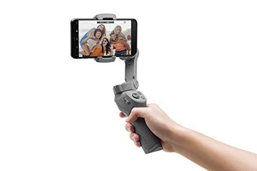 DJI Osmo Mobile 3 Smartphone Gimbal (Grey) CP.OS.00000022.01