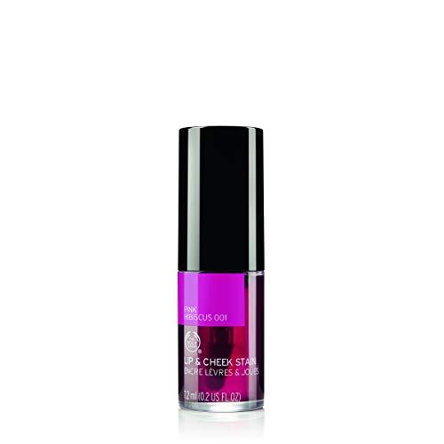 The Body Shop Lip & Cheek Stain, Pink Hibiscus, 0.2 Fl. Oz.