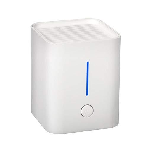 ZIXIXI Purificador de aire limpiador – Generador de iones negativos portátil ionizador para coche, habitación pequeña, cocina, hogar, oficina, escritorio