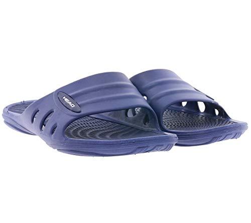 HEAD Damen Slipper Loop L&Y Flip-Flops, Azul Marino (NV), 41 EU