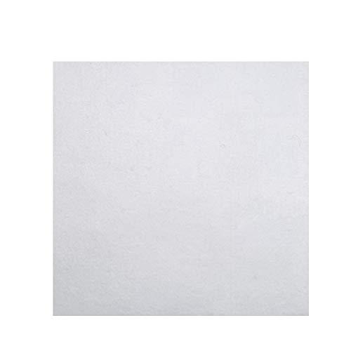 フェルト・手芸材料◆カラーフェルト ソフト 20cm×20cm 1枚 白