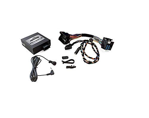 FISCON Bluetooth®-Freisprecheinrichtung Basic-Plus für Audi A4 (8K/ B8) & A5