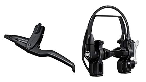 Magura HS11 EVO2 hydraulische Felgenbremse Fahrradbremse, schwarz, One Size